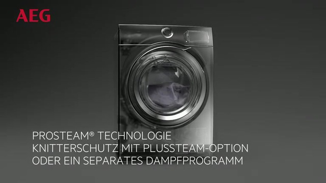 AEG - ProSteam Technologie Video 3