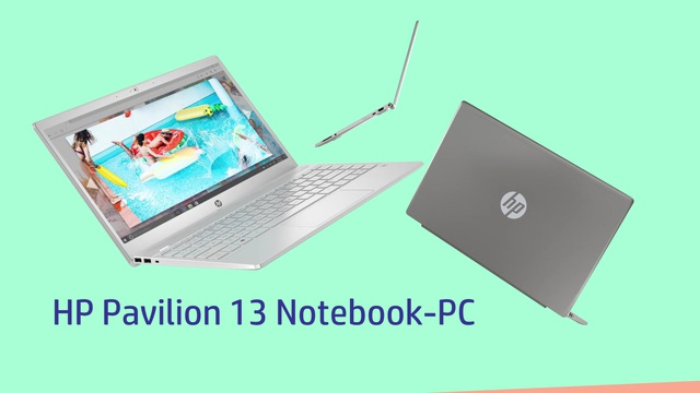 HP - Pavilion Notebook Video 3