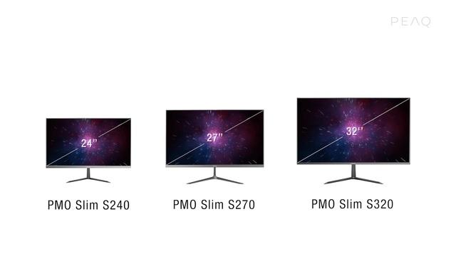 PEAQ  - Slim Monitor Video 3