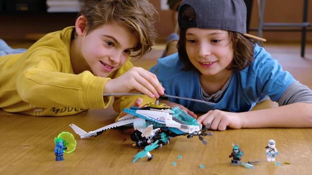 LEGO Ninjago - ShuriCopter 70673 Video 9