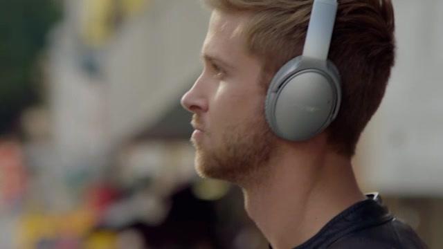 BOSE QuietComfort 35, Over-ear Kopfhörer Bluetooth Schwarz Kopfhörer - MediaMarkt