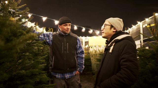 Caterpillar - CAT S41 - Weihnachtsbaum Video 6