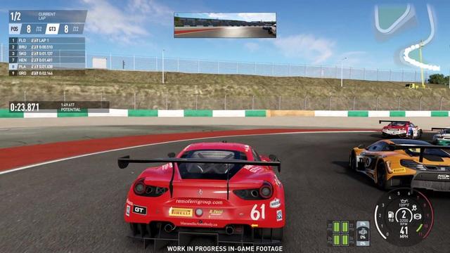 Project Cars 2 - Ferrari - Algave Chase Video 6