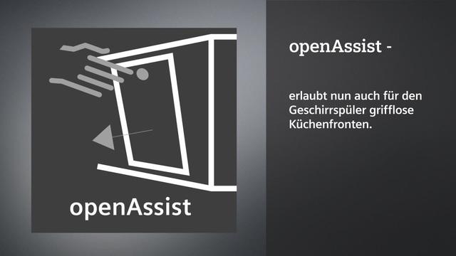 Siemens - Geschirrspüler mit openAssist  Video 10