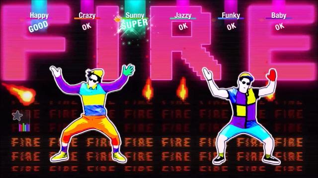 Just Dance 2019 - Fire Video 10