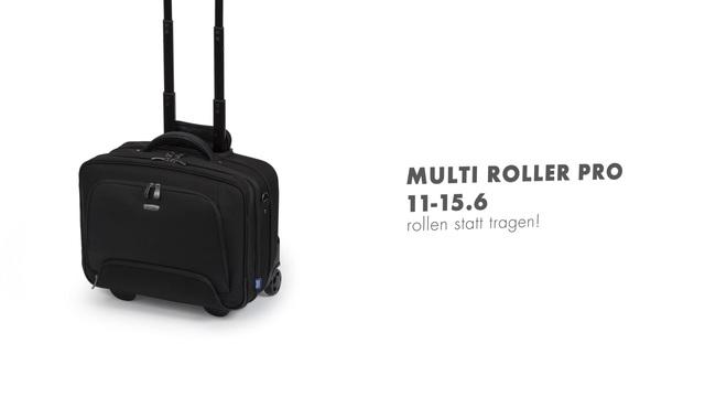 Dicota - Multi Roller Pro 11-15.6 Video 3