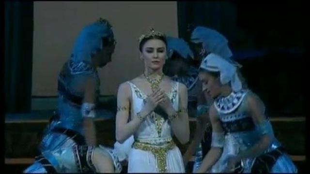 Die Tochter des Pharaohs Video 3