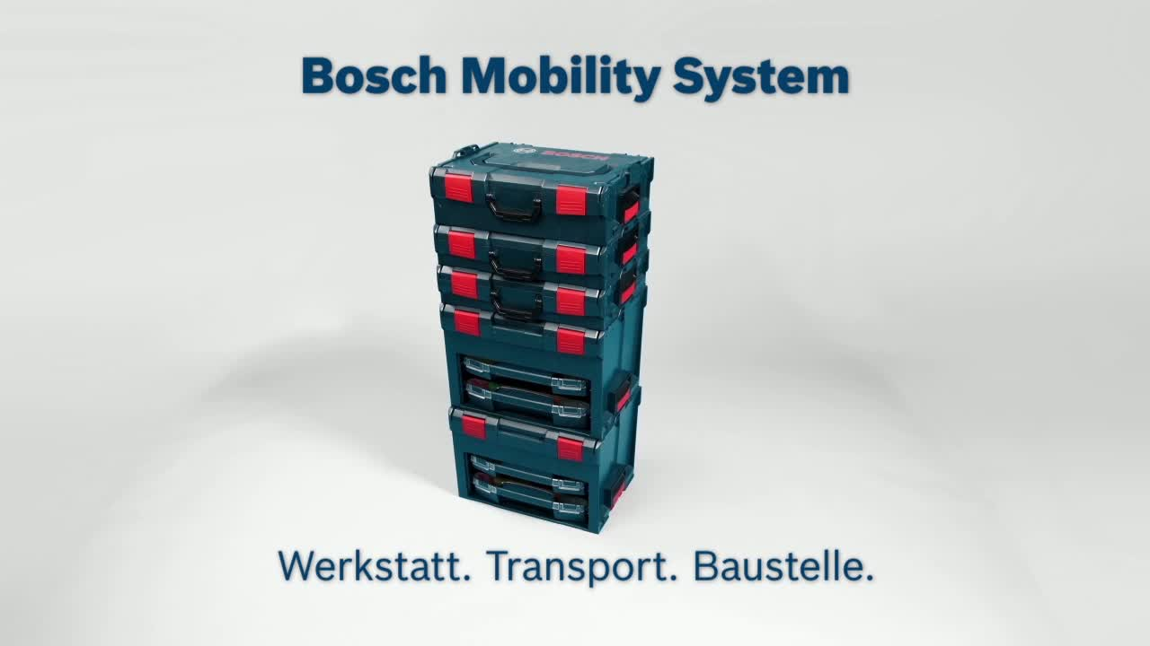 L boxx mini kleinsortiment box bosch professional