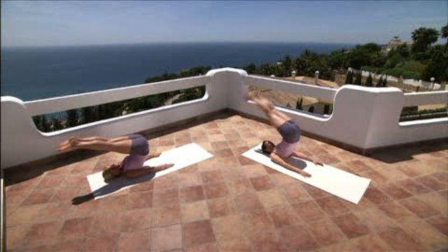 Fit For Fun - Pilates Workout Basic mit Anette Alvaredo Video 2