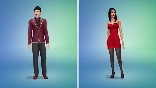Die Sims 4 - Erstelle einen Sim Video 2