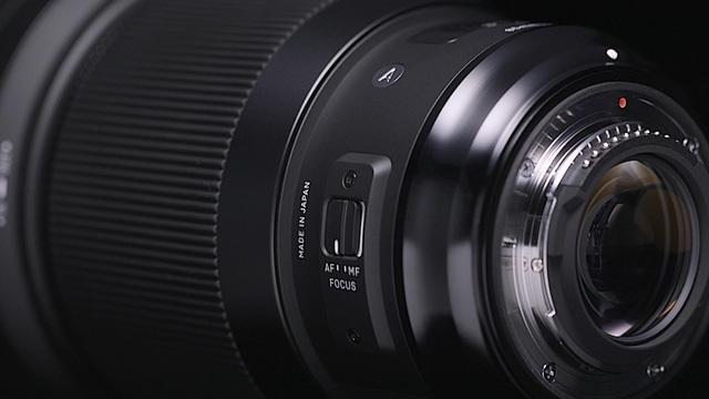 SIGMA - Art 85mm F1.4 DG HSM Video 3