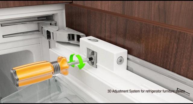 Beko - 3D-Festtürtechnik Video 6
