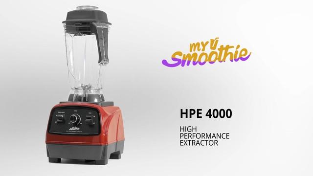 mySmoothie - HPE 4000 Video 3