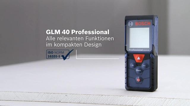 Laser Entfernungsmesser Bosch Glm 40 : Bosch laser entfernungsmesser glm lefeld werkzeug