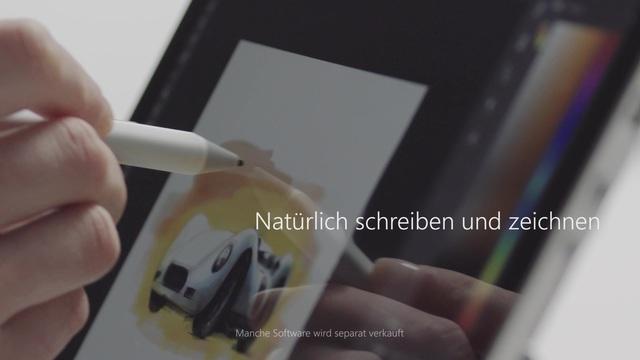 Produktvideo_Surface_Pen_DE.mp4 Video 3