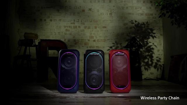 Sony - GTK-XB60 tragbarer Lautsprecher Video 3