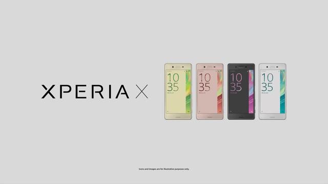 Sony - Xperia X - Design Video 10