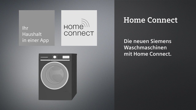 Siemens - Home Connect App Video 7