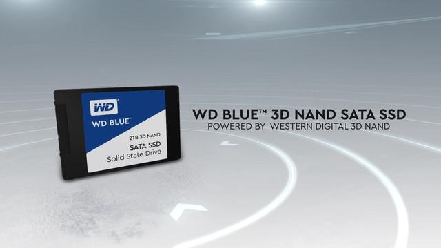 WD - Blue 3D NAND SATA SSD Video 2
