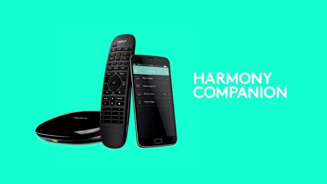 Logitech - Harmony Companion - Guten Morgen Video 10