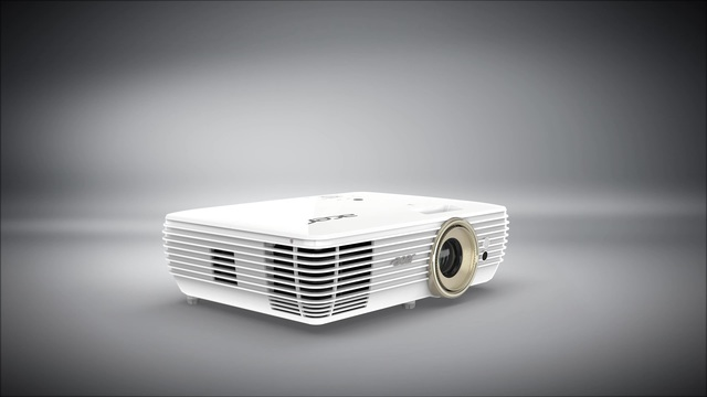 Acer - V7850 Beamer Video 3