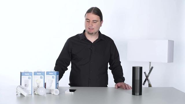 Hama - LED Lampen Home Intelligence Series Video 3