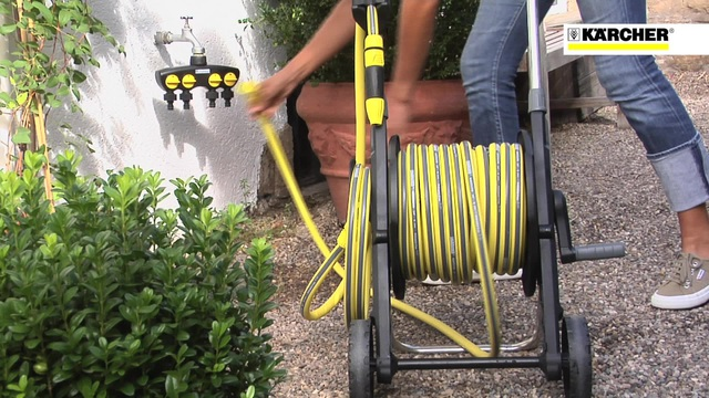 Watering Systems - Hose Trolley Video 17